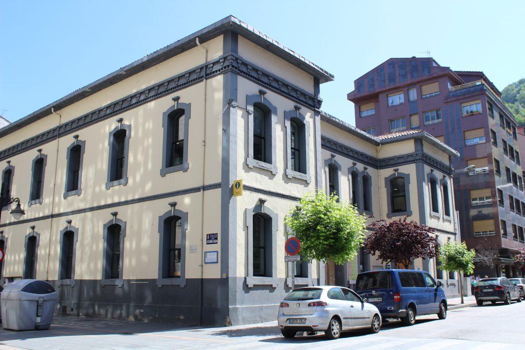 Exterior Casa de Cultura Teodoro Cuesta