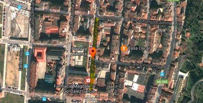 Calle San José de Calasanz
