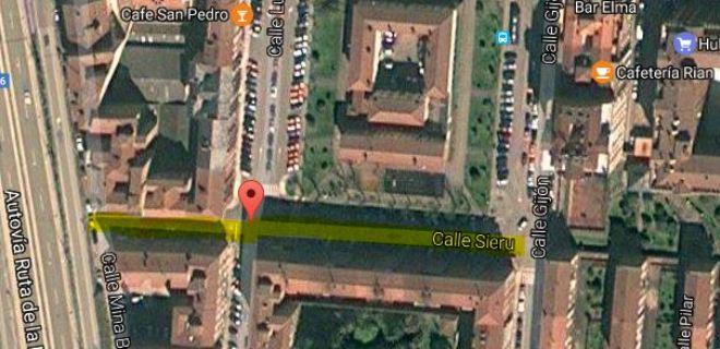 Calle Sieru