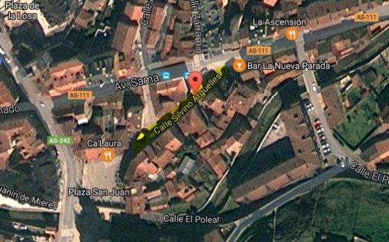 Calle Silvino Argüelles