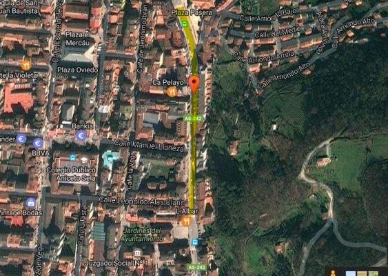 Calle Teodoro Cuesta