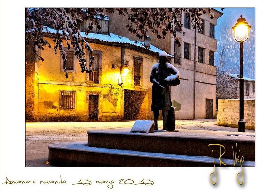 Plaza Pepa la Lechera | José Ramón Viejo