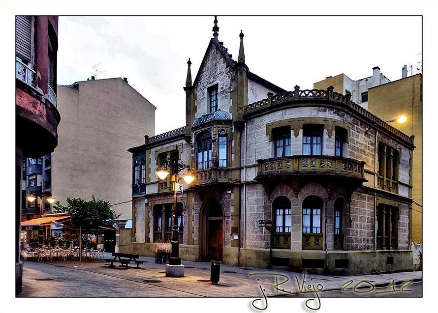 Casa Rectoral | José Ramón Viejo