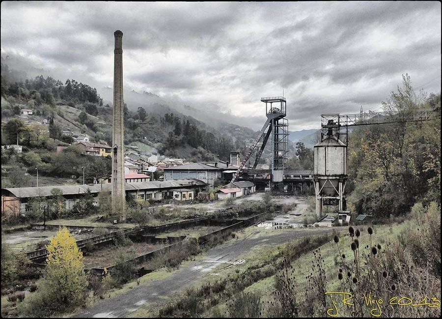 Instalaciones de Minas de Figaredo | José Ramón Viejo