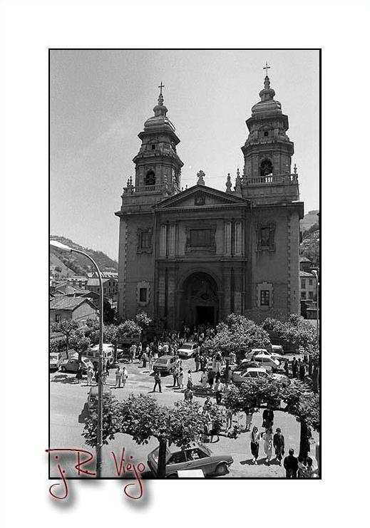 Iglesia de San Juan | José Ramón Viejo