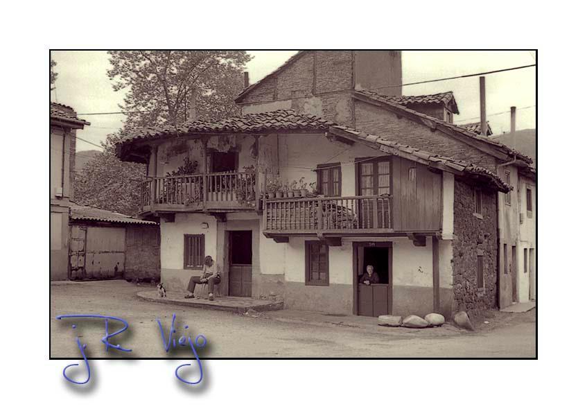 Rincón del Barrio de La Villa | José Ramón Viejo