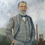 Retrato de D. Jerónimo Ibrán | Autor: J. Mª. Fernández Peláez