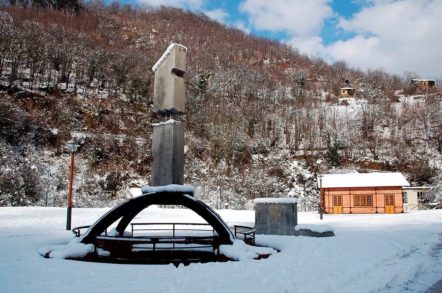 Monumentu Fortuna | José Luis Soto