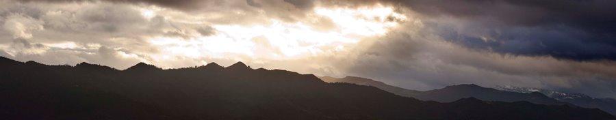 Panorámica cielu sobre'l Valle Turón | José Luis Soto