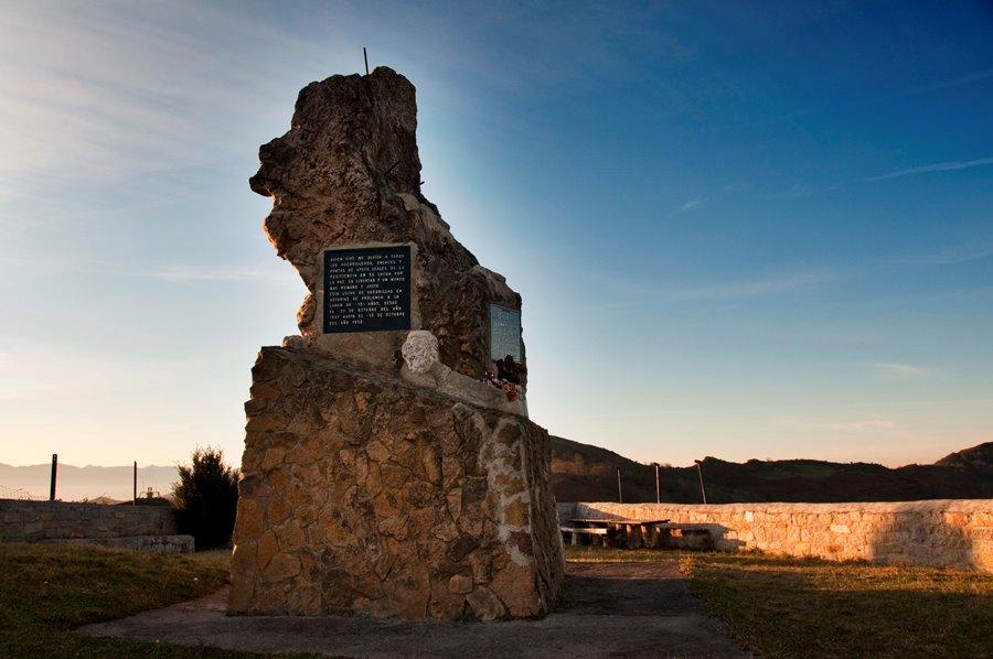 Monumentu na Colladiella | José Luis Soto