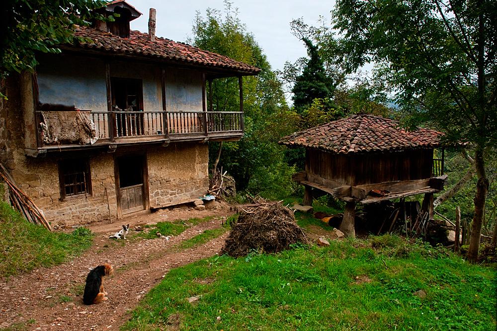 Casería cerca de Casares | Carlos Salvo