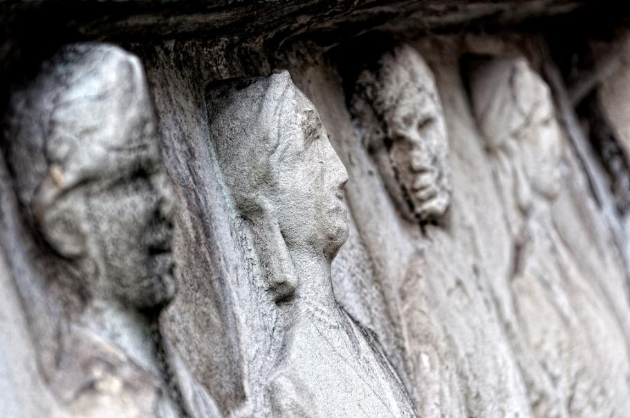 Ella -Monumento a Teodoro Cuesta- | Juan Luis Nepomuceno