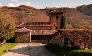 Santuario de los Mártires Cosme y Damián (Fot. José Luis Soto)
