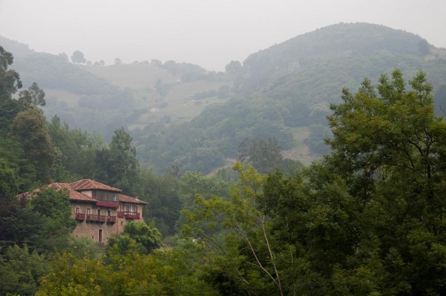 Palacio y nieblas | Juan Luis Nepomuceno