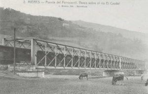 Puente ferrocarril Vasco