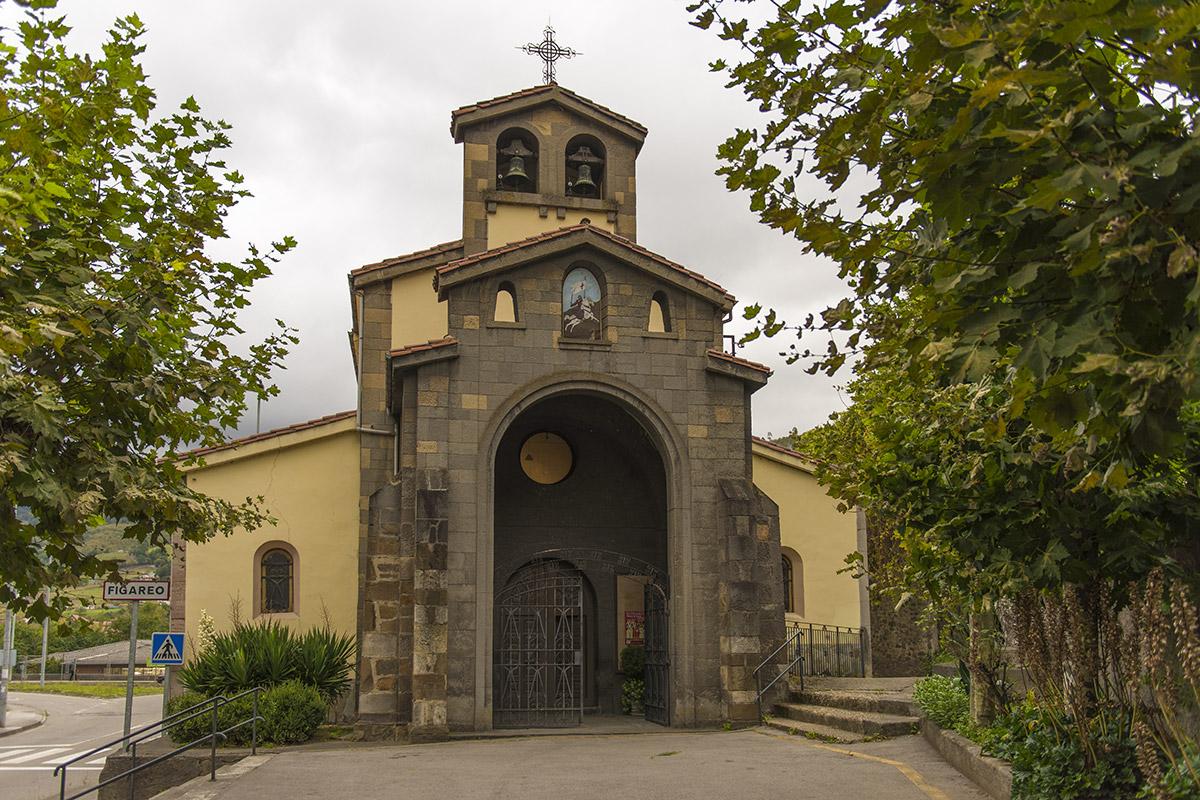 Figaredo | Iglesia | Autor: Juanjo | AF Semeya