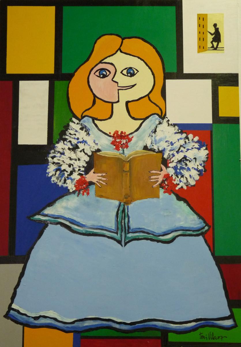 Las Meninas | Toni Vila (70cm x 100cm)