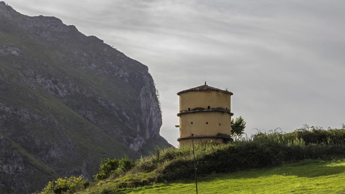 Palomar de Baiña (Fot: cheluis - AF Semeya)