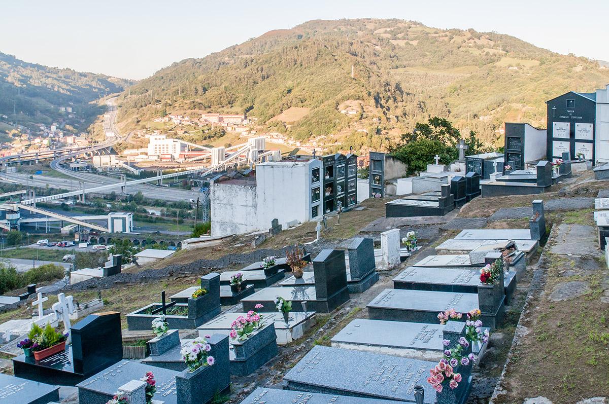 Siana | Cementerio | Autor: Jesús Blanco| AF Semeya