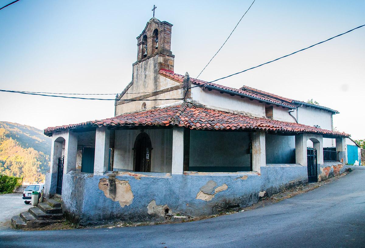 Siana | Iglesia | Autor: Jesús Blanco| AF Semeya