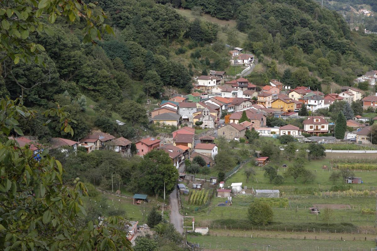 Vista de Baiña (Fot. Cheluis - AF Semeya)