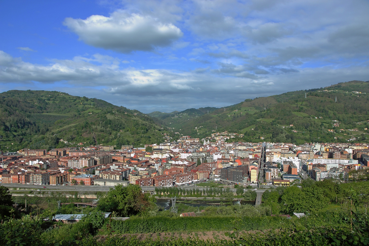 Vistas de Mieres - Siana ( Fot: Cheluis - AF Semeya)
