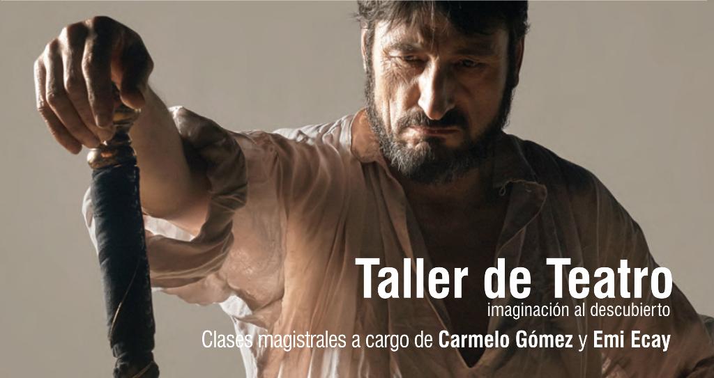 Taller Teatro Mieres Carmelo Gomez