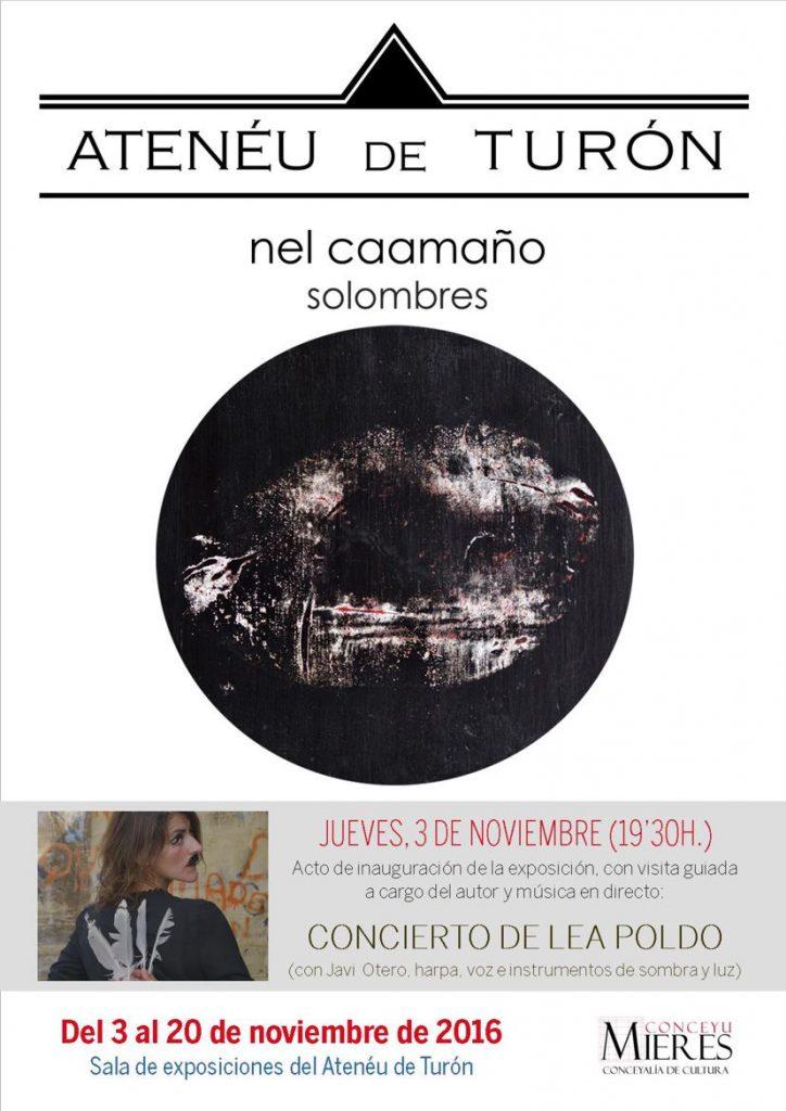 Cartel Exposición Nel Caamaño web