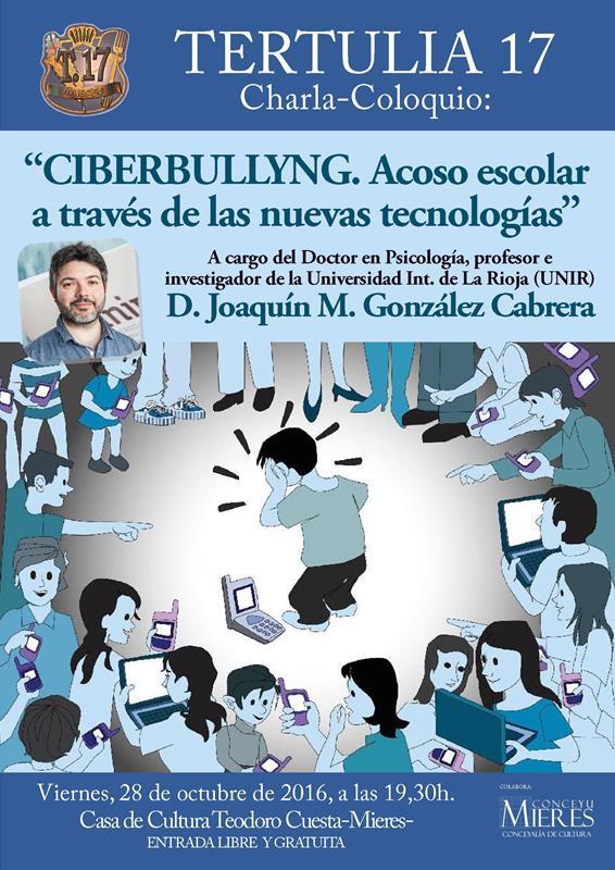 Cartel Tertulia 17-Ciberbullyng web