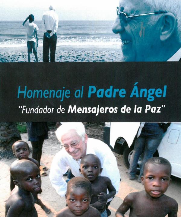 Homenaje Padre Angel