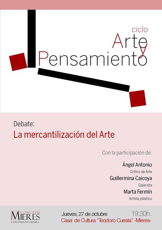cartel ciclo Arte y Pensamiento 27OCT web