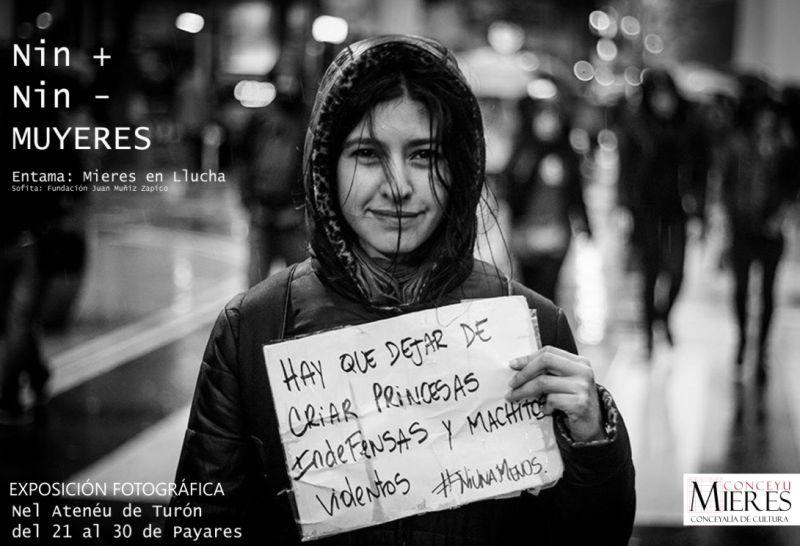 Ateneu Turon-cartel expo feminismu