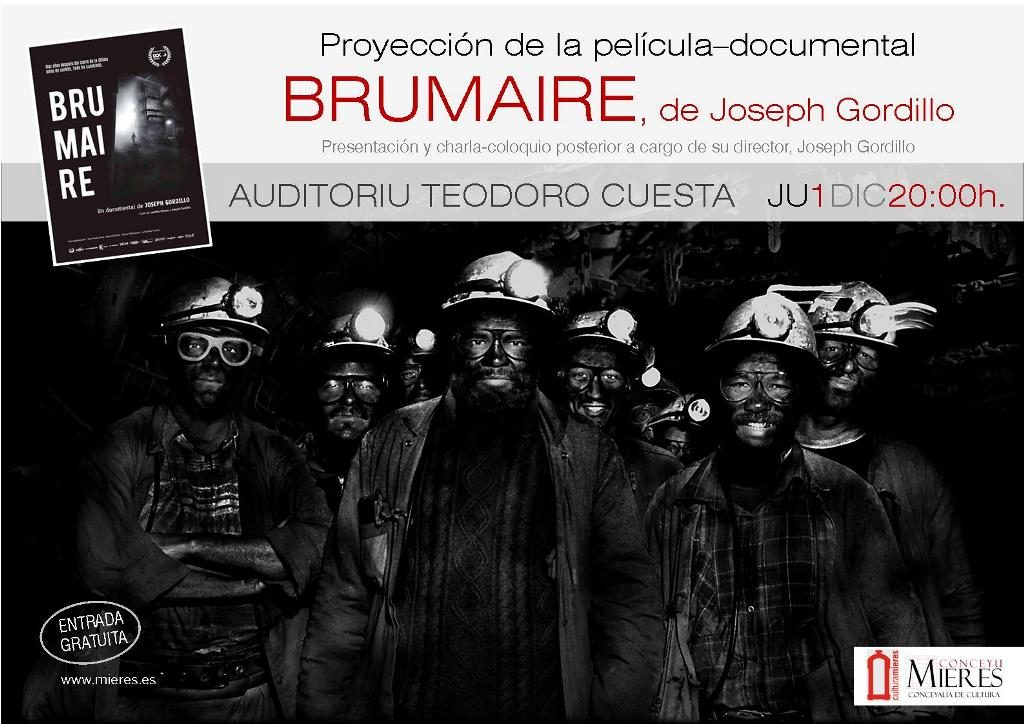 Cartel Brumaire MieresWEB