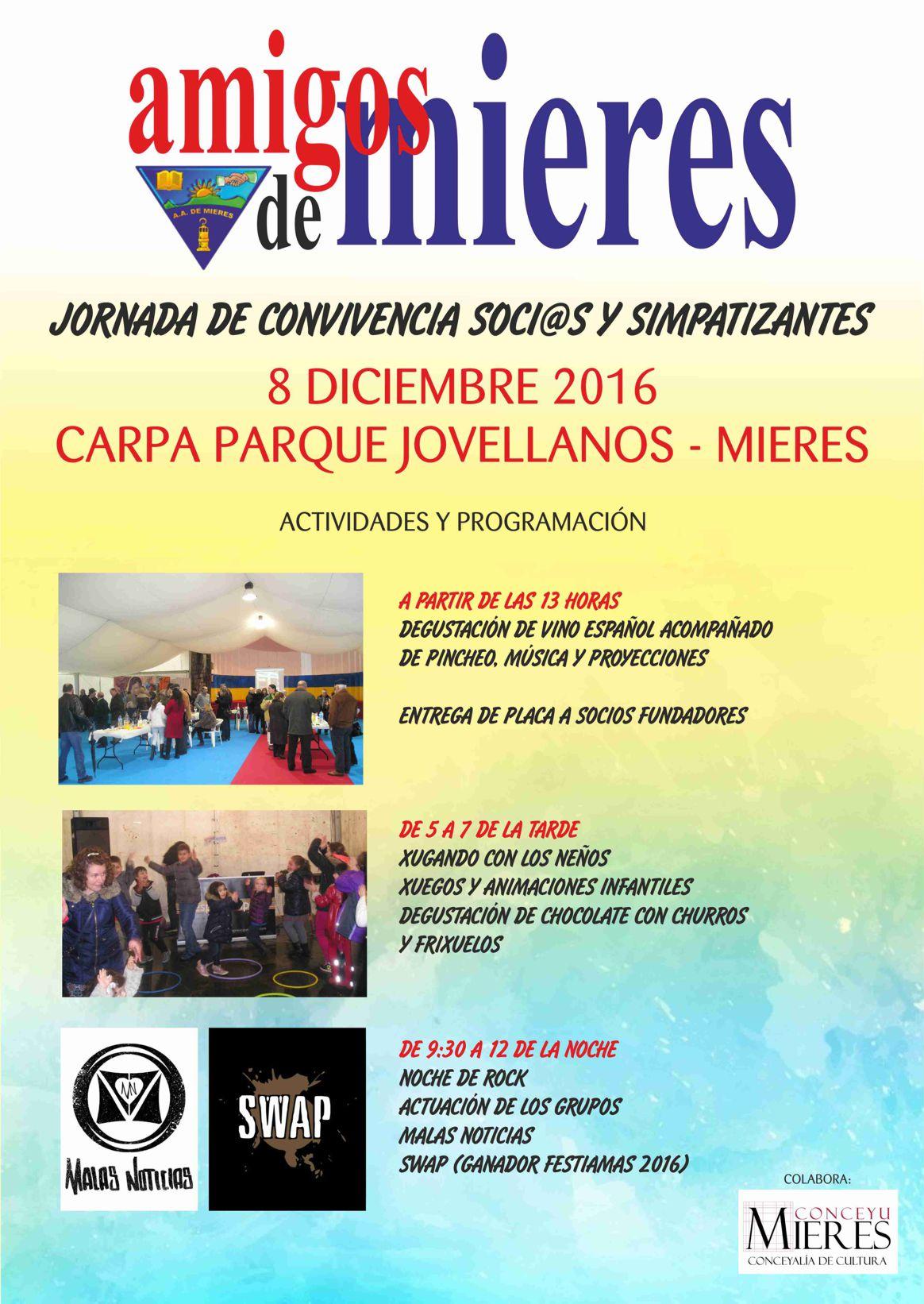 Amigos de Mieres DIA DEL SOCIO 2016 WEB