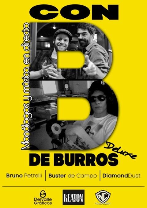 Ateneu de Turon-Con B de Burros