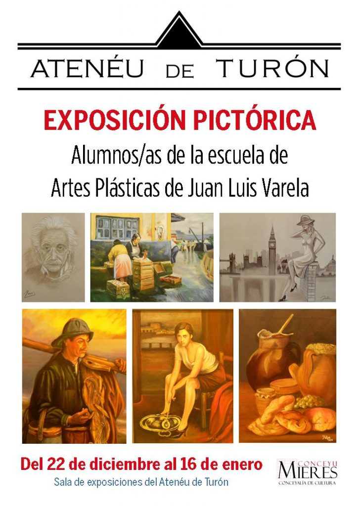 Cartel expo varela 2016