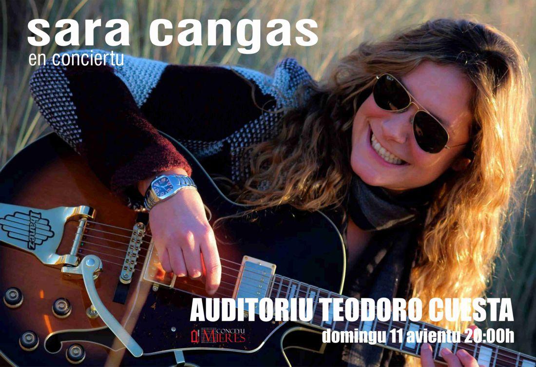 Concierto Sara Cangas Mieres