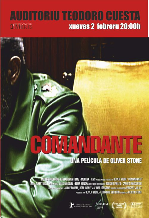 Documental Comandante