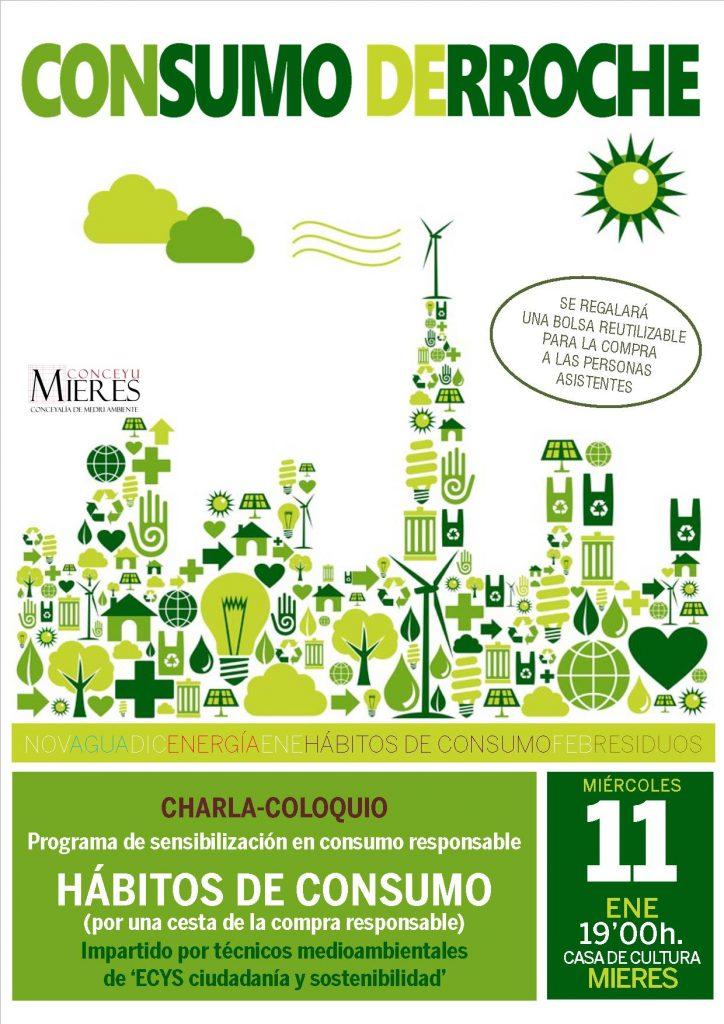 39 consumo derroche 39 programa de sensibilizaci n en consumo responsable h bitos de consumo - Oficinas de consumo ...