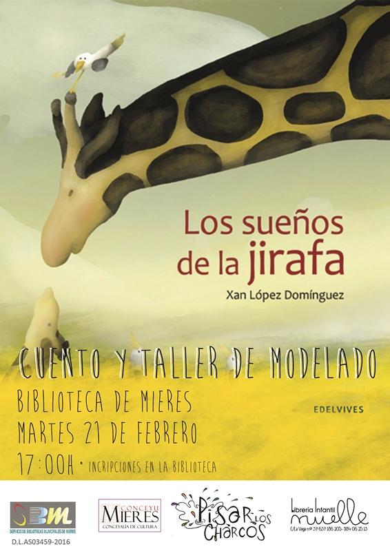 CARTELES sueños de la jirafa_mieres_21_02