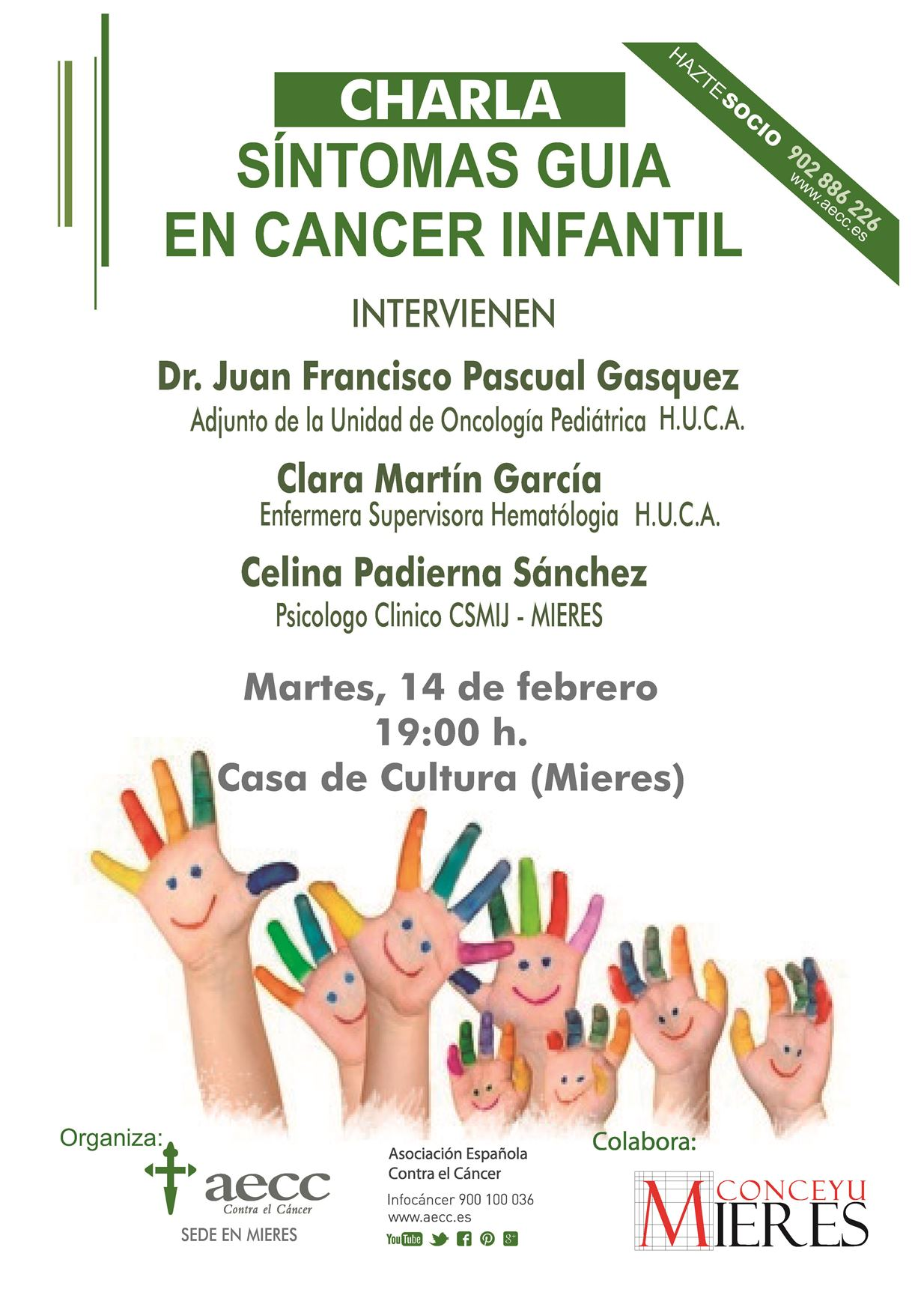 Charla cancer infantil 2017 web