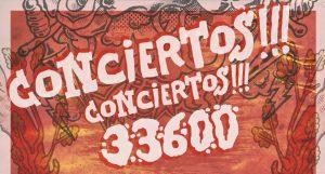 Conciertos 33600