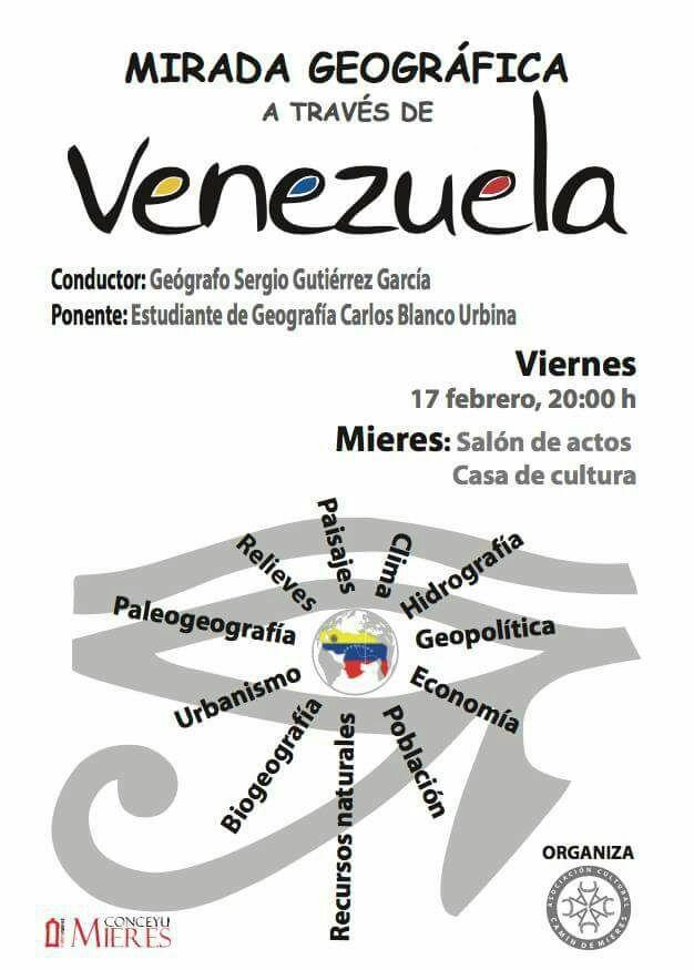 mirada geografica venezuela cartel