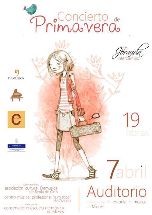 Cartel Primavera 2017