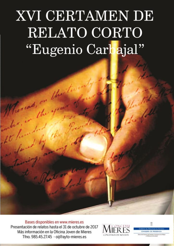 Cartel web XV Eugenio Carbajal 2017