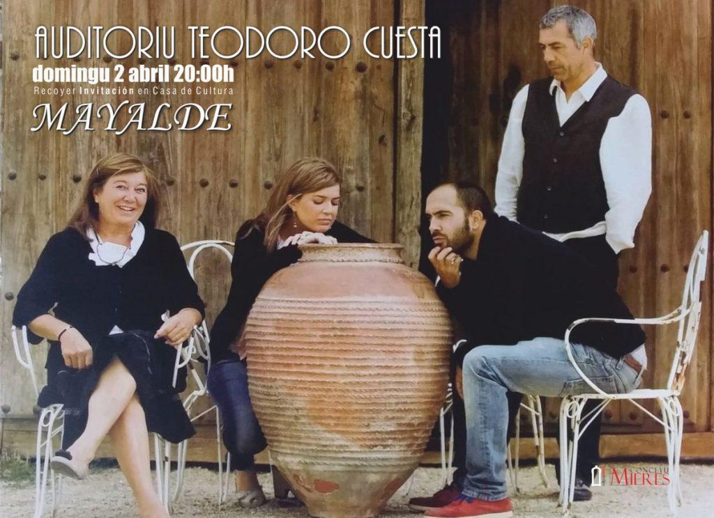 Concierto Mayalde Mieres