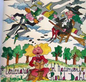 Detalle libro Roald Dahl