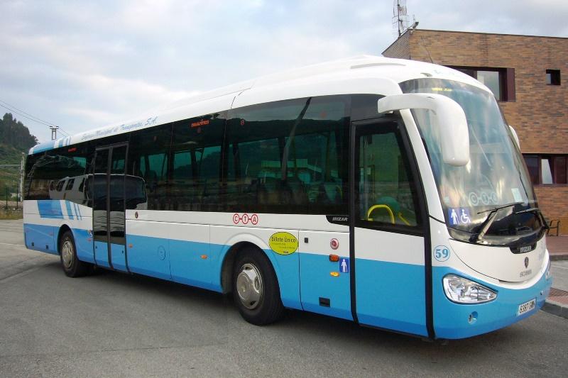 EMUTSA Autobus nº 59