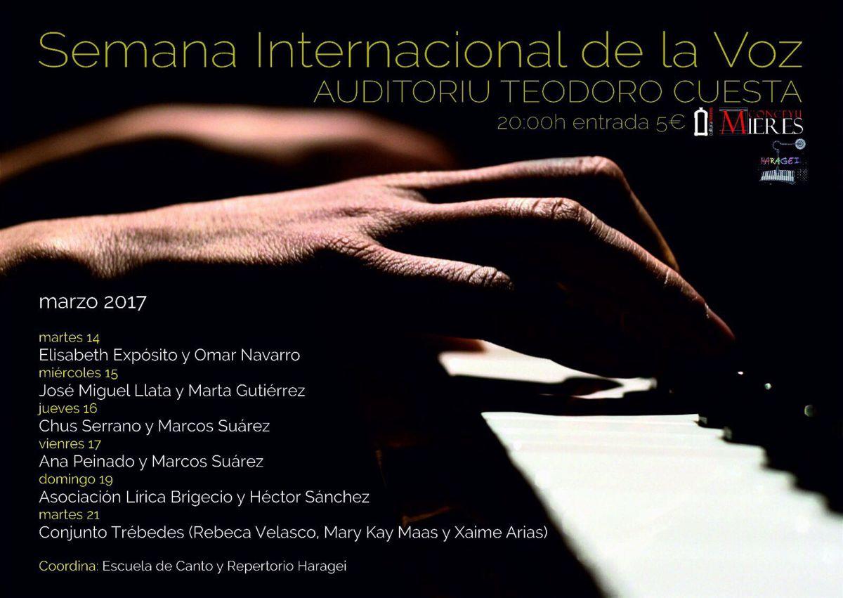 I Semana internacional de la Voz