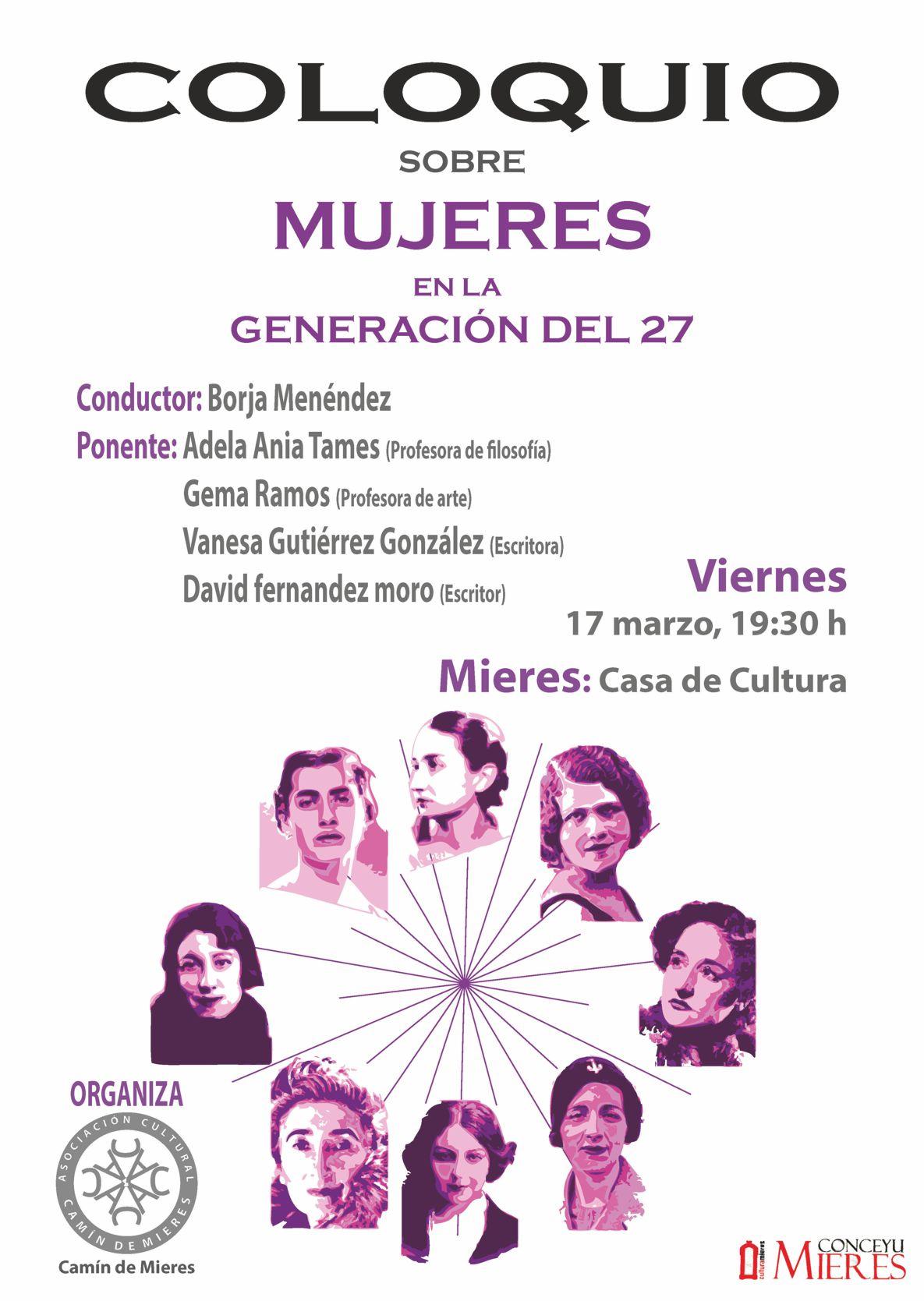 MUJERES DE LA GENERACIÓN DEL 27 web